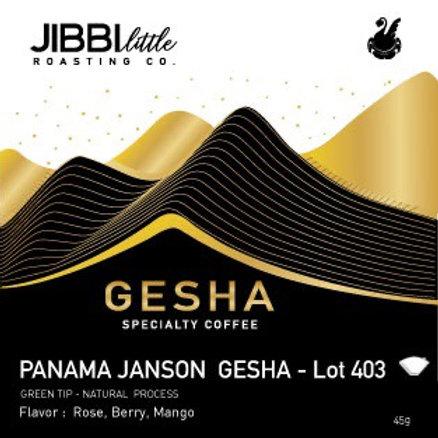 Panama Jason Gesha- Natural LOT 403