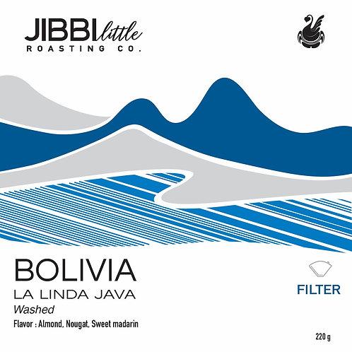 400g Boliva La Linda Java- washed