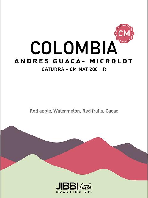 Colombia - ANDRES GUACA -CM N 200HR