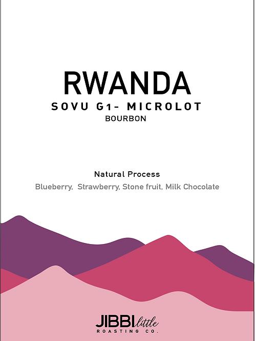 Rwanda Sovu - Microlot