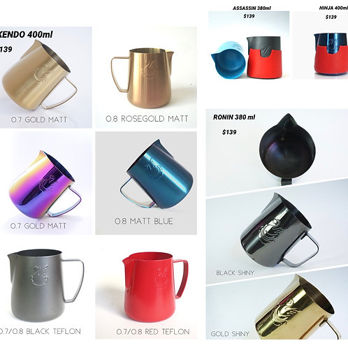 6 x Small jugs (139$ RRP)