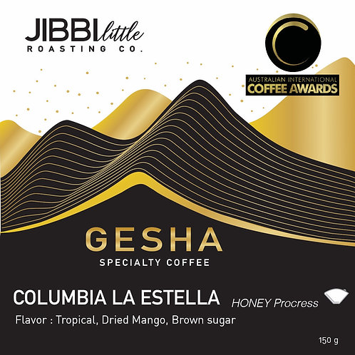 COLOMBIA - Finaca Castellon ELVERGEL -GESHA - HONEY