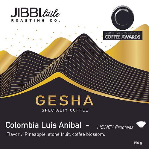 Colombia Luis Anibal Gesha -Honey 150g