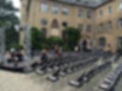 Firmenevent Burg namedy Koblenz