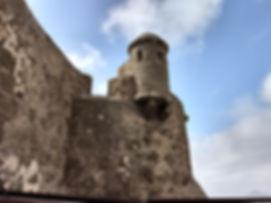 Zamek Santa Barbara