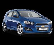 Chevrolet Aveo aut., 5 drzwi, 4 miejsca, radio, klimatyzacja, automatyczna skrzynia biegów