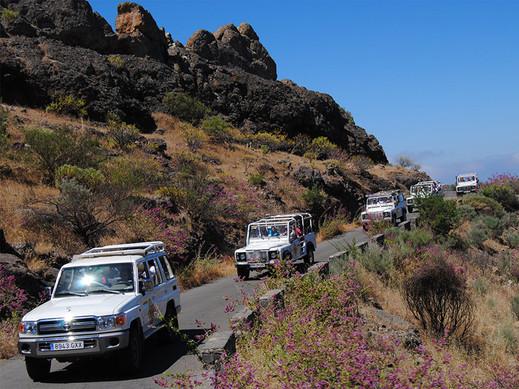 Gran Canaria Jeep Safari i Wielbłądy PL