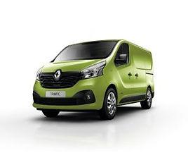 Renault Trafic Cargo, 4 drzwi, 2 miejsca, radio CD, klimatyzacja, manualna skrzynia biegów