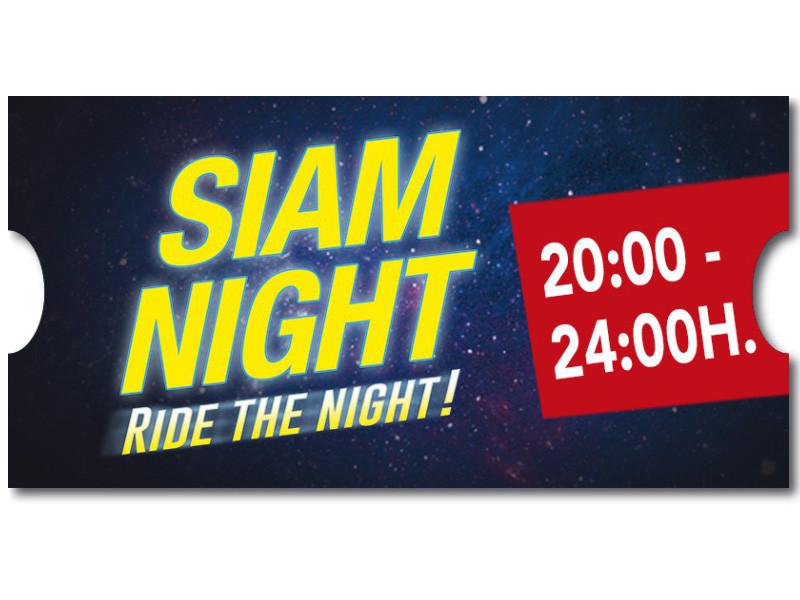 Siam Park Night