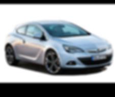 Opel Astra 3d