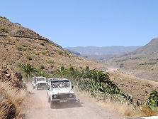 Jeep Safari i Wielblady