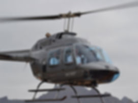 Lot Helikopterem  Plaze i Wawozy