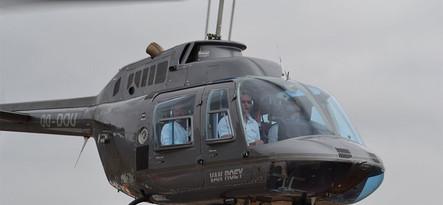 Helikopter Teneryfa