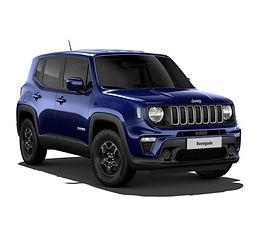 Jeep Renegade aut., 5 drzwi, 5 miejsc, radio, klimatyzacja, automatyczna skrzynia biegów