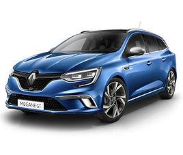 Renault Megane ST aut., 5 drzwi, 5 miejsc, radio, klimatyzacja, automatyczna skrzynia biegów