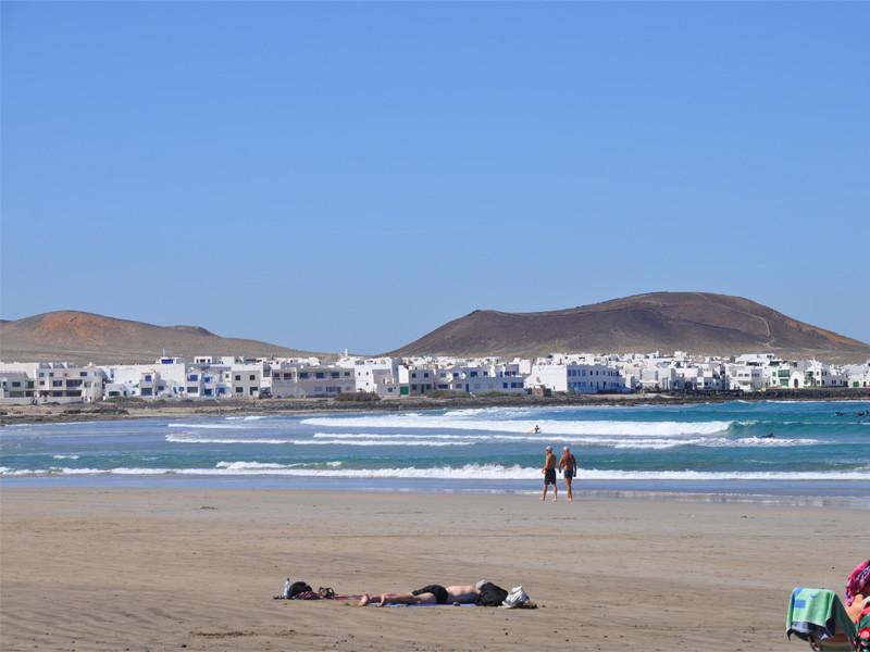 Lanzarote moja własna wycieczka Famara