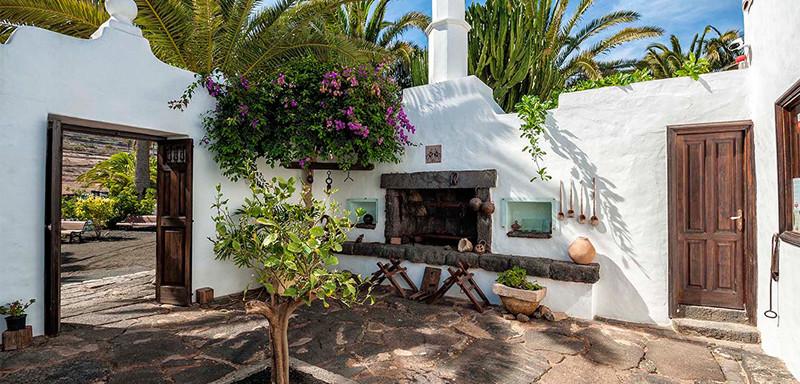 Lanzarote moja własna wycieczka Dom C.Manrique Haria
