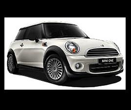 Mini One aut., 2 drzwi, 4 miejsca, radio, klimatyzacja, automatyczna skrzynia biegów