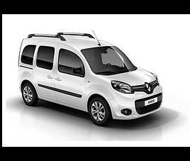 Renault Kangoo aut., 5 drzwi, 5 miejsc, radio CD, klimatyzacja, automatyczna skrzynia biegów