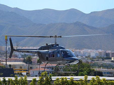 Lot Helikopterem Gran Teide Deluxe