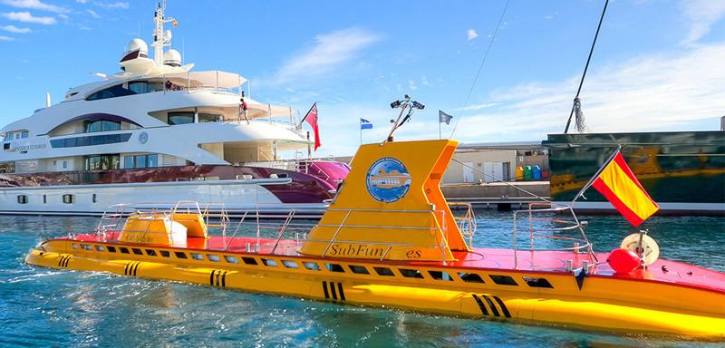 Lanzarote Podwodne Safari po polsku z dojazdem