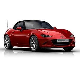 Mazda MX5 Cabrio, 2 drzwi, 2 miejsca, radio, klimatyzacja, manualna skrzynia biegów