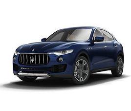 Maserati Levante, 5 drzwi, 5 miejsc, radio, klimatyzacja, automatyczna skrzynia biegów