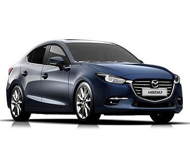 Mazda 3 4d aut.