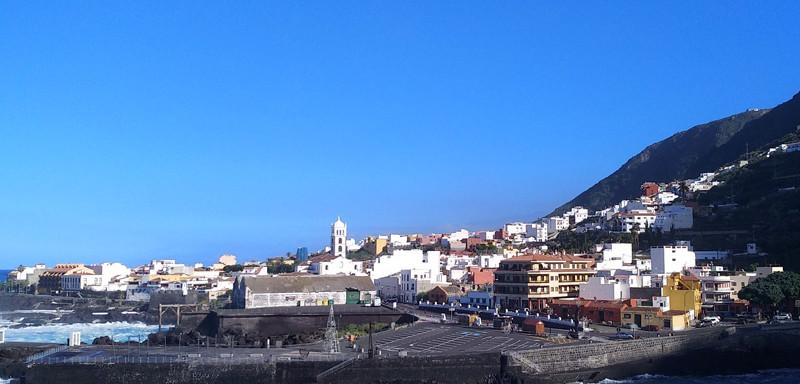 Panorama de Tenerife