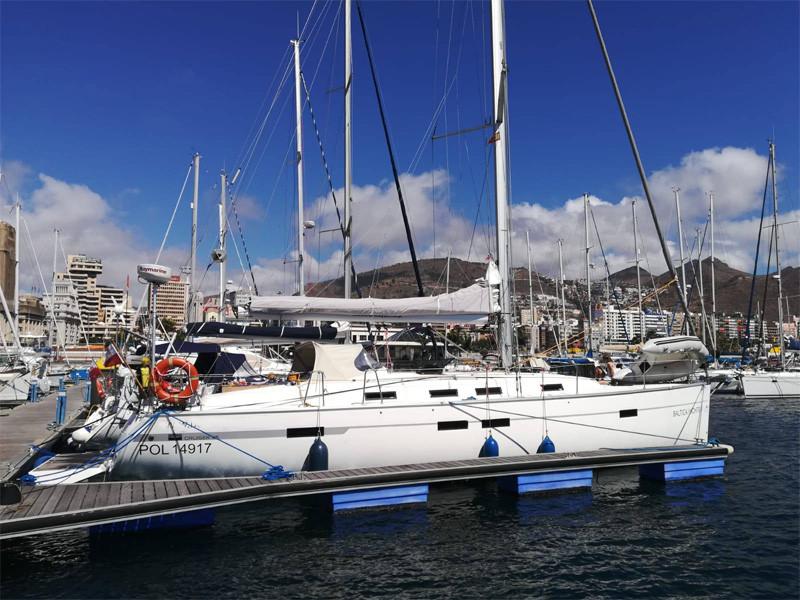 Gran Canaria Rejs jachtem 3-godzinny