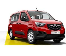 Opel Combo life XL, 5 drzwi, 7 miejsc, radio CD, klimatyzacja, manualna skrzynia biegów