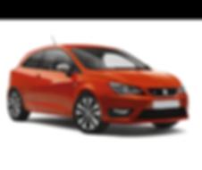 Seat Ibiza 3d