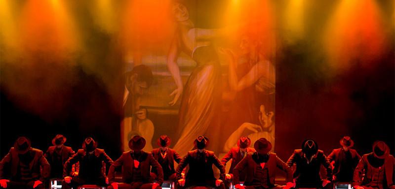 Teneryfa Carmen Mota Show