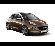 Opel Adam, 3 drzwi, 4 miejsca, radio, klimatyzacja, manualna skrzynia biegów