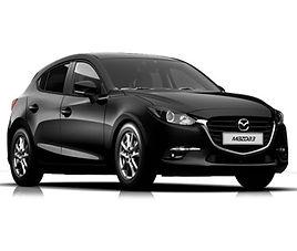 Mazda 3 5d, 5 drzwi, 5 miejsc, radio CD, klimatyzacja, manualna skrzynia biegów