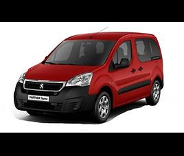 Peugeot Partner GPS, 5 drzwi, 5 miejsc, radio CD, klimatyzacja, manualna skrzynia biegów