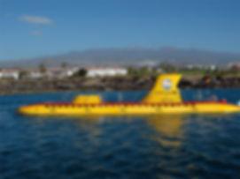 Submarine safari z Puerto de la Cruz