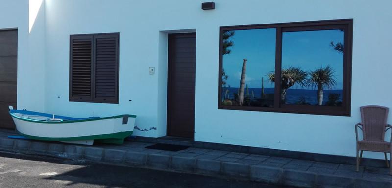 Lanzarote moja własna wycieczka El Golfo