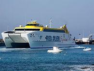 Chcesz samodzielnie zwiedzić Lanzarote lub Lobos zamów bilet jednodniowy