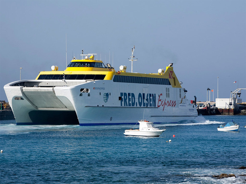 Lanzarote-Fuerteventura Express