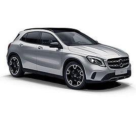 Mercedes GLA aut., 5 drzwi, 5 miejsc, radio, klimatyzacja, automatyczna skrzynia biegów