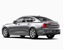 Volvo S90, 4 drzwi, 5 osób, radio, klimatyzacja, automatyczna skrzynia biegów