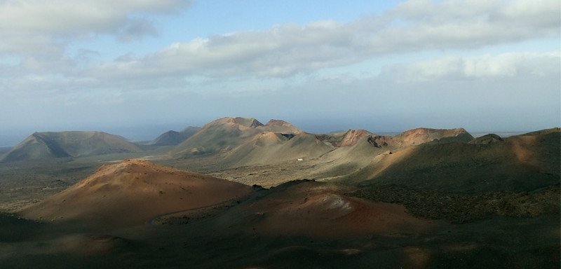 Wycieczka Lanzarote Wulkany w Czystej Formie