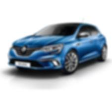 Renault Megane 5d GPS