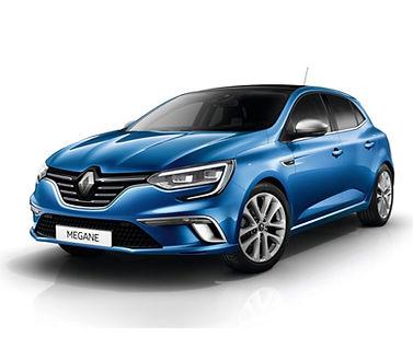 Renault Megane 5d aut.
