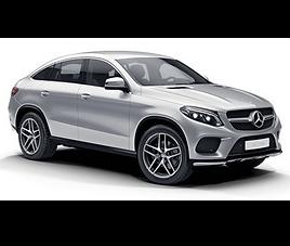 Mercedes GLE aut., 5 drzwi, 5 miejsc, radio CD, klimatyzacja, automatyczna skrzynia biegów