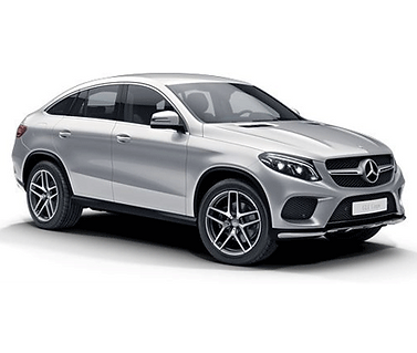 Mercedes GLE aut.
