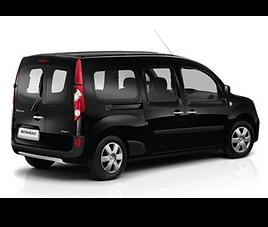 Renault Kangoo aut. 7, 5 drzwi, 7 miejsc, radio CD, klimatyzacja, automatyczna skrzynia biegów