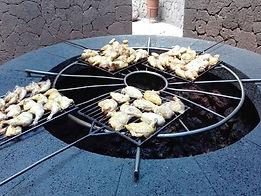 Kurczak na wulkanie grupa 14-60os