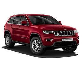 Jeep Grand Cherokee, 5 drzwi, 5 miejsc, radio, klimatyzacja, automatyczna skrzynia biegów, nawigacja GPS